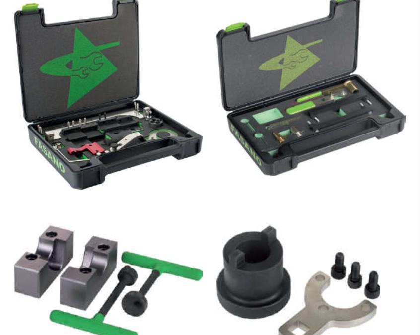 FASANO TOOLS, kit messa in fase dei motori