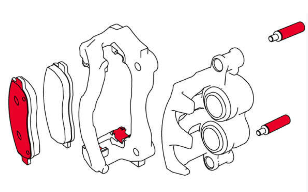 Fischio dei freni dell'auto: cosa fare per togliere il rumore